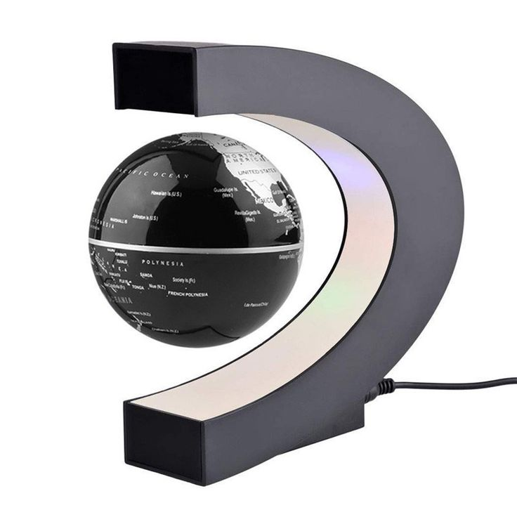 Feature: A Kool Toy / Gift for home or office. This is an awesome high-tech gadget, people of all ages will enjoy. Creates an illusion of anti-gravity brings you out of this world experience, that som