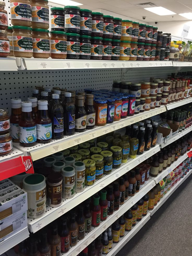 Condiments - Low Carb Canada