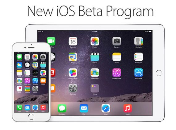Apple invited OS X beta testers to try a new iOS beta version, too.