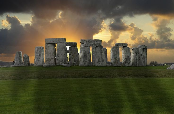 The ethereal Stonehenge makes the shortlist