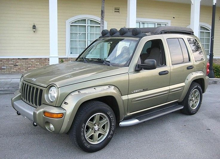 eBay: 2003 Jeep Liberty Renegade Renegade . V6 . One Owner . Florida #jeep #jeeplife