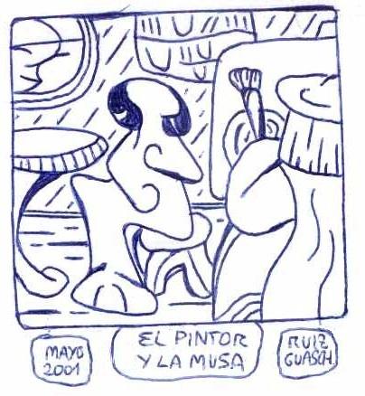 El Pintor & La Musa (2001)