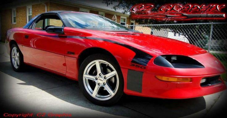 World Most Expensive Car >> 93-97 Camaro stripes by www.CZGraphix.com   Cars ...