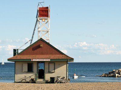 Capt Mondo's Blog » Leuty Lifeguard Station