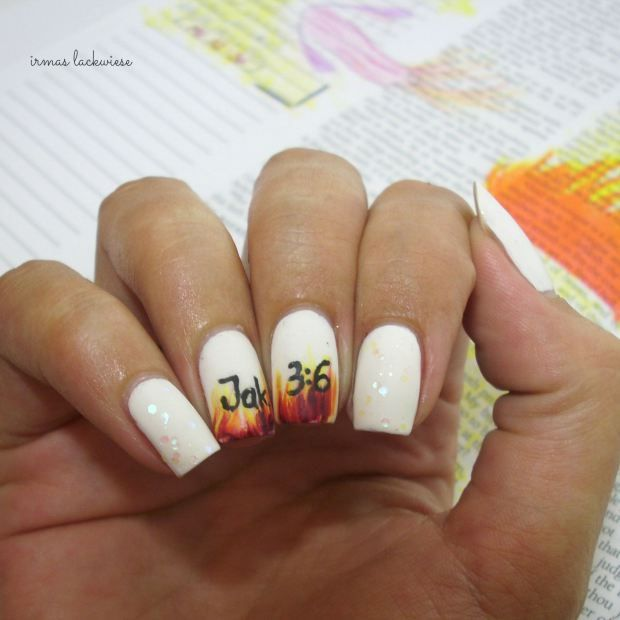 james 3.6 nails … - 24 Best My Life As A Christian - Bible Study And - Christian Nail Designs Graham Reid