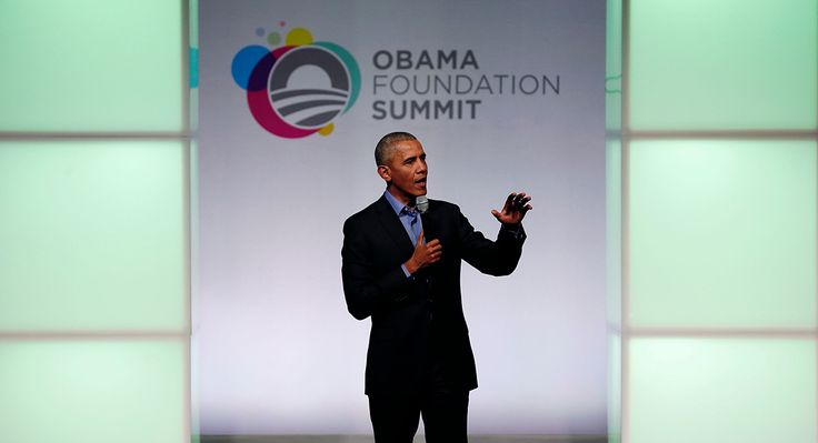 The #strange, #new-age #Obama reunion...