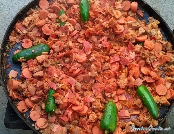 Receta de Tacos de discada tipo Chihuahua - Fácil
