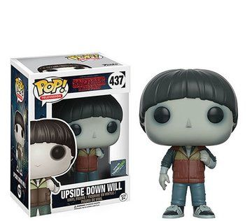 Television Upside Down Will 437 Stranger Things Funko