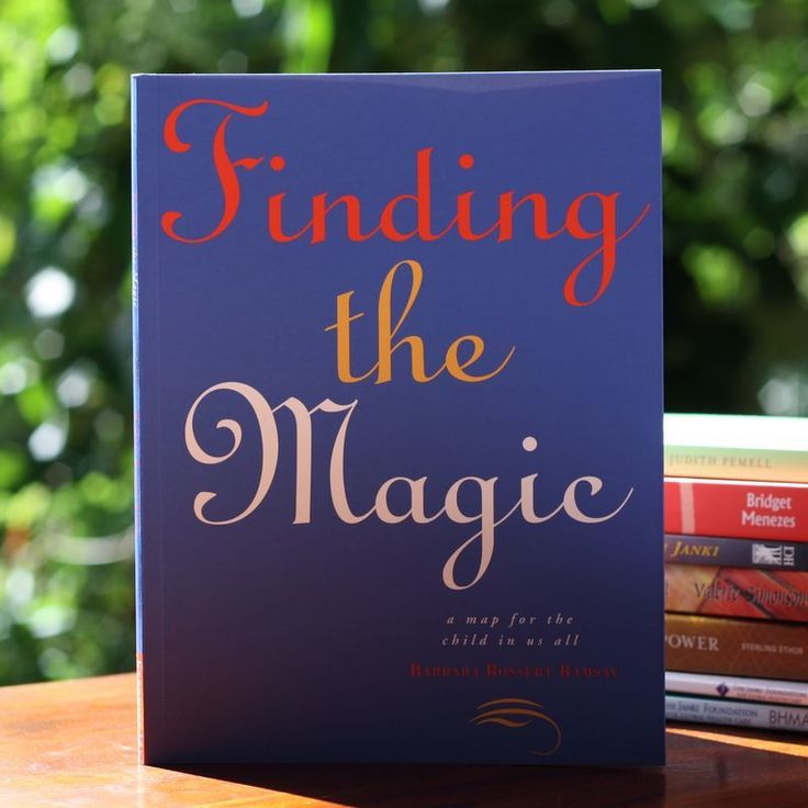 Eternity Ink - Finding the Magic - A magical story for the child in us all, $11.95 (http://www.eternityink.com.au/books-all/all-books/finding-the-magic-a-magical-story-for-the-child-in-us-all/)