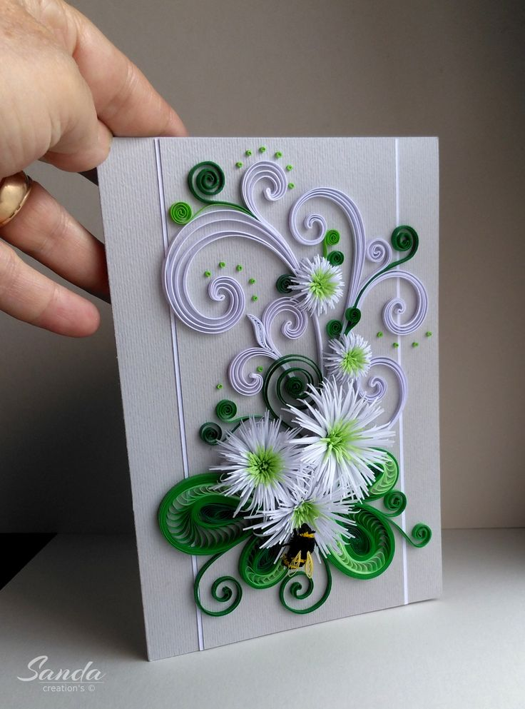 9335 best images on pinterest paper quilling for Best quilling designs