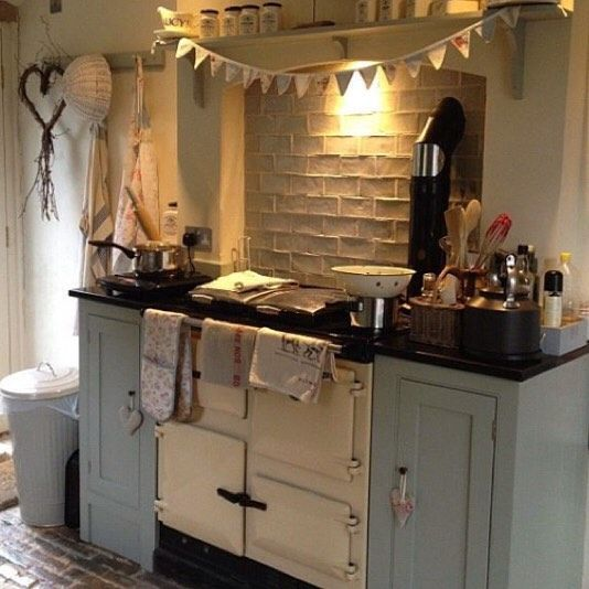 22 best Kitchen images on Pinterest | Kitchen ideas, Aga kitchen and ...