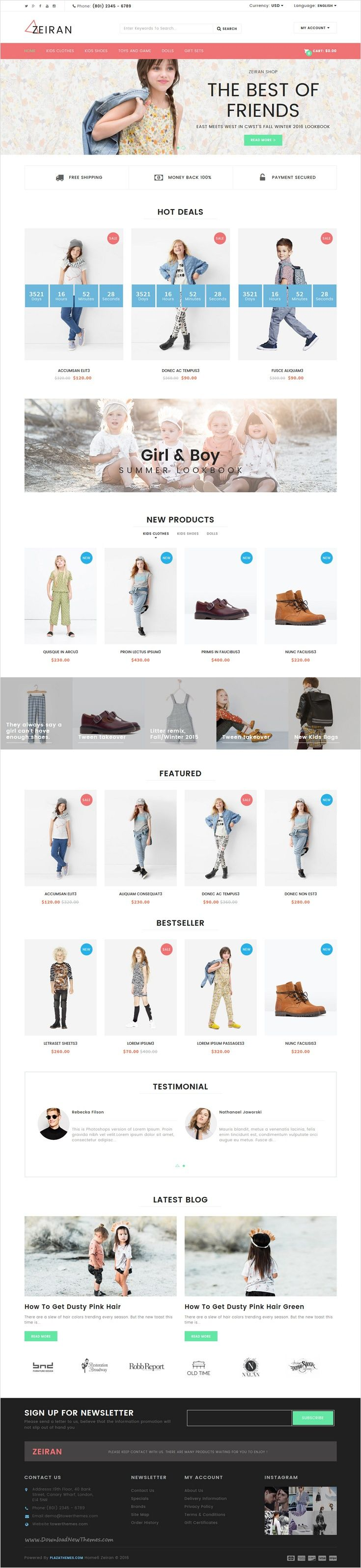 203 Best Images About Kids Website Themes And Template On
