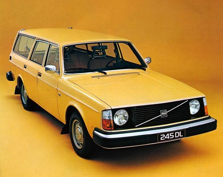 Volvo 245 DL - 1975 Maintenance/restoration of old/vintage vehicles: the material for n… | http ...