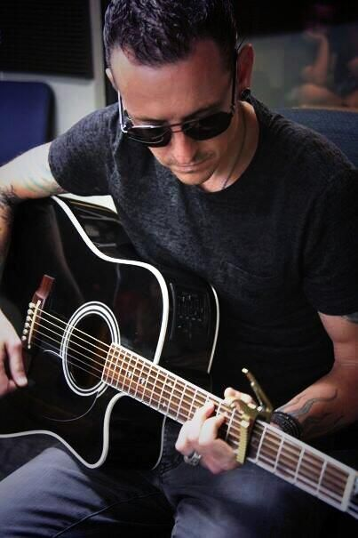 Chester Bennington in my dreams ;)