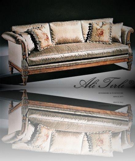 """Mobilya'ya atılan asırlık imza...""   +90 212 297 04 70 #alitirli #sanat #architecture #art #mimar #koltuk #oturmaodasi #kanepe #home #istanbul #versace #cila #homeinterior #interiors #tablo #berjer #oturmagrubu #basaksehir #florya #mobilya #polish #yesilkoy #bursa #duvarkagidi #kumas #azerbaijan #ayna #luxury #luxuryfurniture #interiorsdesign"