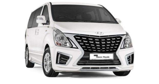 Hyundai обновила минивэн H-1   ИнтерФакс24