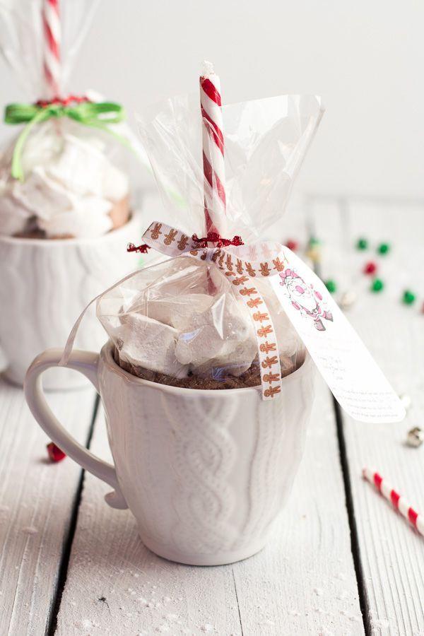 Homemade Holiday Gifts Easy Double Chocolate Vanilla Bean