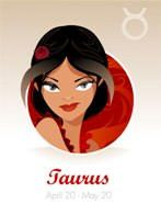Taurus Daily Horoscope | Cafe Astrology .com