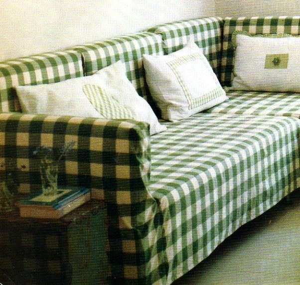 17 best images about sofas on pinterest upholstered sofa - Plaid para sofa ...