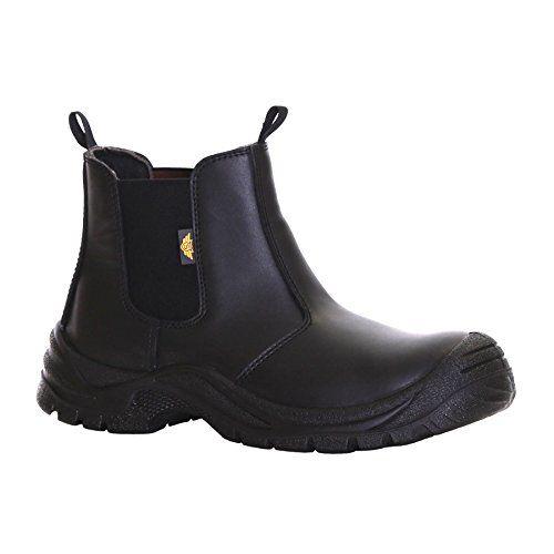 From 17.99 Slimbridge Goslar Size 10 Chelsea Steel Toe & Midsole Safety Boots