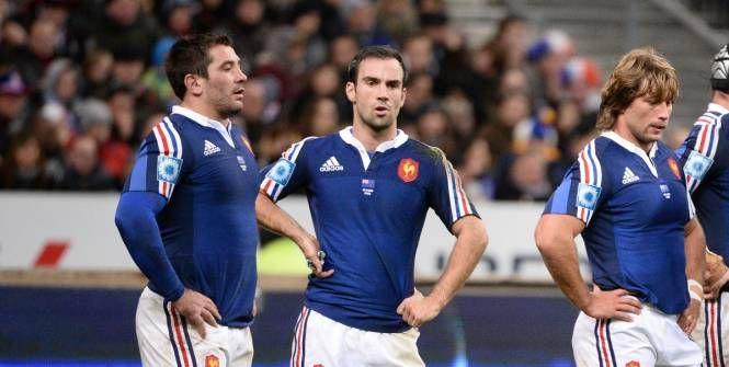 Morgan Parra, Florient Fritz, Dimitri Sarzewski - XV de France VS All Blacks 09/11/13
