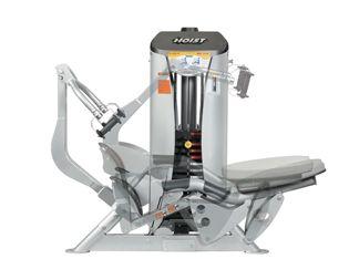 Máquina de remo para brazos y torsos de Hoist RS1203.