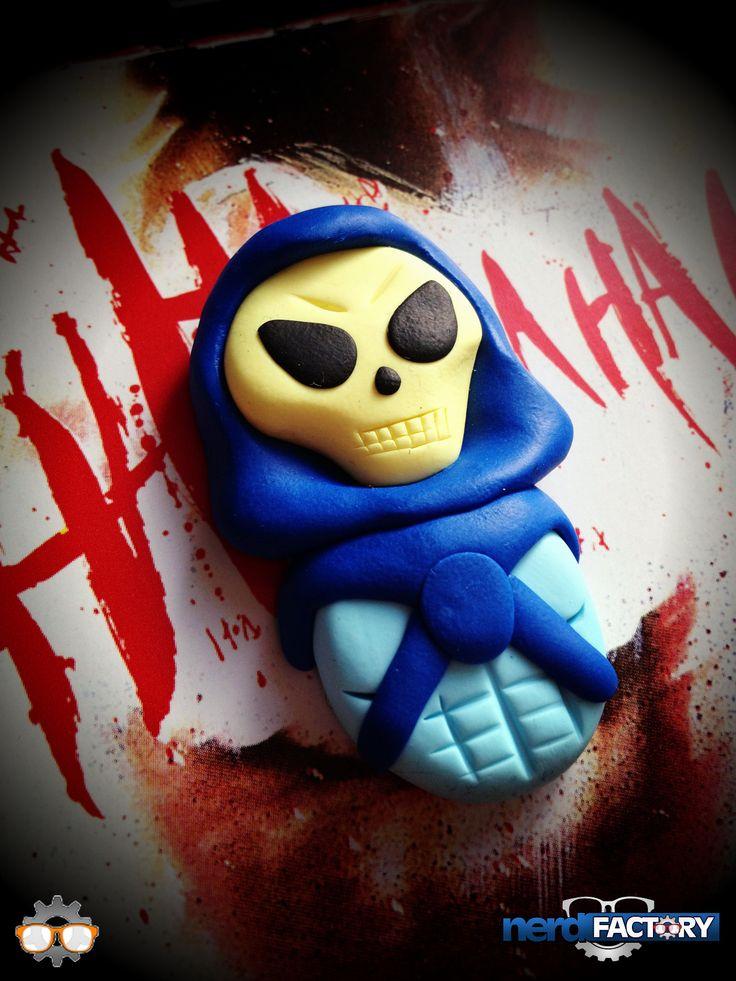 Skeletor hand-made!