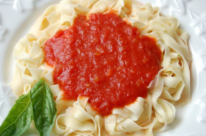 Lidia Bastianich's Simple Tomato Sauce | Recipes! | Pinterest