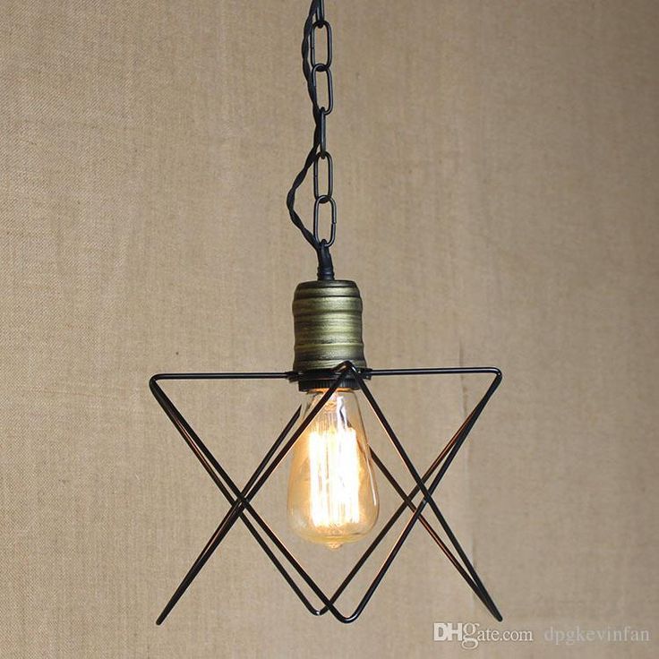 Edison Loft Iron Pendant Lights With Black Metal Shade Personality Simple Chandelier Coffee Bar Pendant Lamp E27 Led Light Track Lighting Pendant Hanging Lights Online From Dpgkevinfan, $57.49| Dhgate.Com
