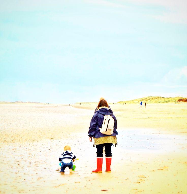 A Norfolk Beach. Photo by Lisa Tank