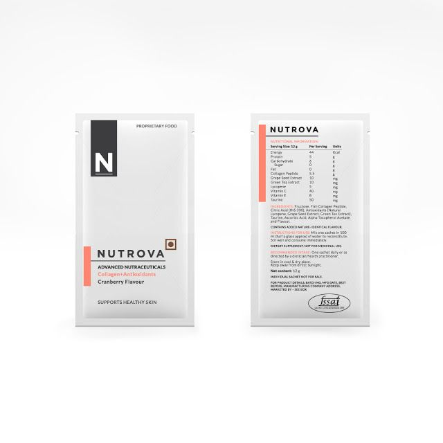 Nutrova on Packaging of the World - Creative Package Design Gallery