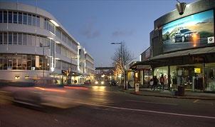 Newmarket, Auckland.