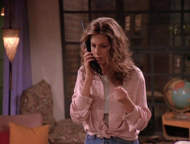 All of Rachel Green's amazing outfits from the first season of Friends —Probably Wearing Keds
