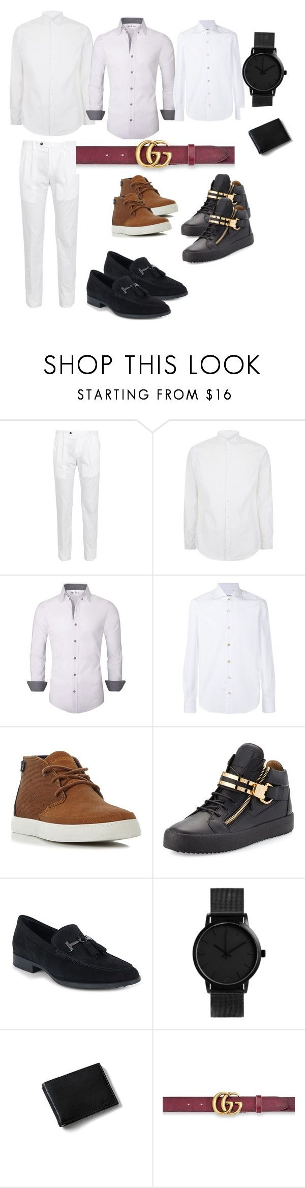 """""""Qawiyy Graduation outfit 🎉🎊🎉"""" by tyshellk ❤ liked on Polyvore featuring Drumohr, Hardy Amies, Kiton, Lacoste, Giuseppe Zanotti, Tod's, Lands' End, Gucci, men's fashion and menswear"""