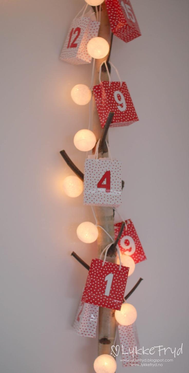 Lykkefryd: Årets julekalender