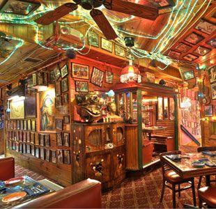 ☼ Sanibel Island, Florida ☼ — A peek inside the famous Captiva Island Bubble Room!