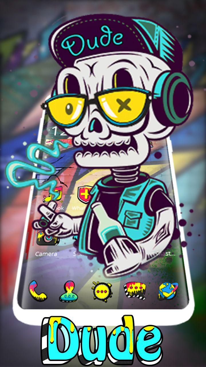 Street Art Dude Cool Graffiti Art Style Art Graffiti Street Skull Wallpaper Graffiti Art Graffiti