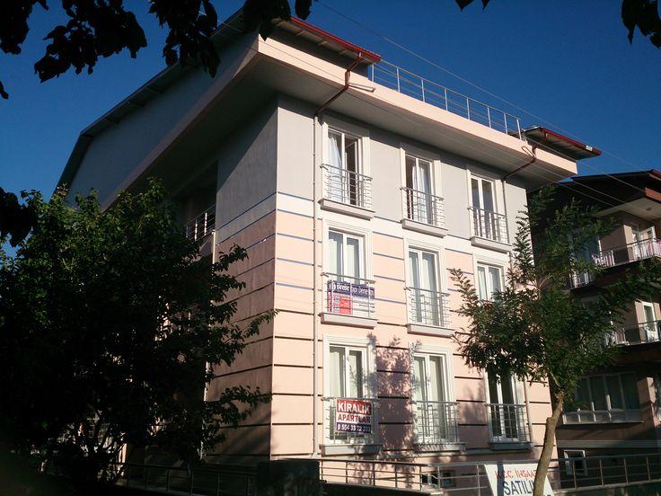 Mostart Apartı - Isparta