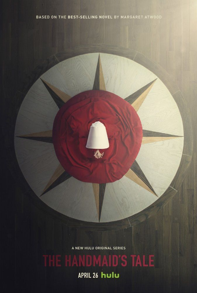 The Handmaid's Tale (2017)  This is a masterful adaption of Margaret Atwood's brilliant and horrifying dystopian novel. Really dark and very relevant as an allegory at this time in history. Great acting, cast, costumes, dialogue, everything. Moss, Dowd and Bledel are particularly outstanding.  A must-see!