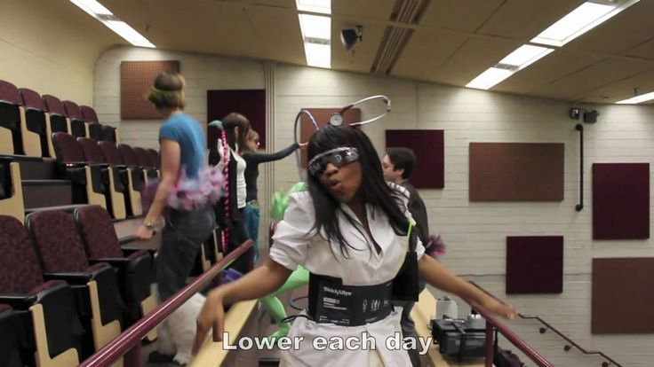 """Just Pass - (Med School Parody of """"Just Dance"""" by Lady Gaga)"""