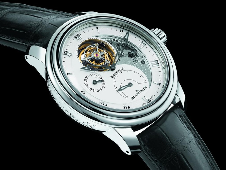 CARROUSEL VOLANT, Blancpain Timepieces and Luxury Watches on Presentwatch