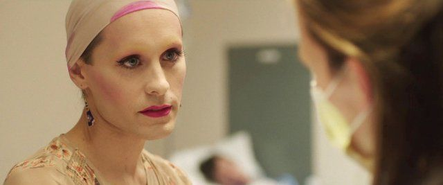 Jared Leto as Rayon in Dallas Buyers Club  ~~  His brilliant unforgettable performance deserves Oscar recognition...