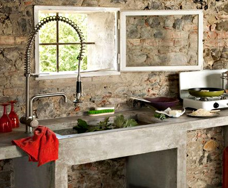 8 best cuisine d\u0027été images on Pinterest Garden deco, Garden ideas