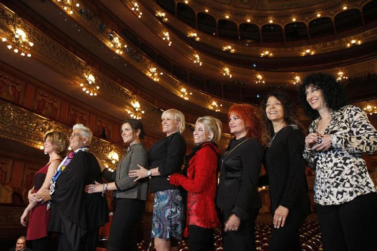 8º Evento - Las Elegidas Teatro Colón 2013 - C.A.B.A