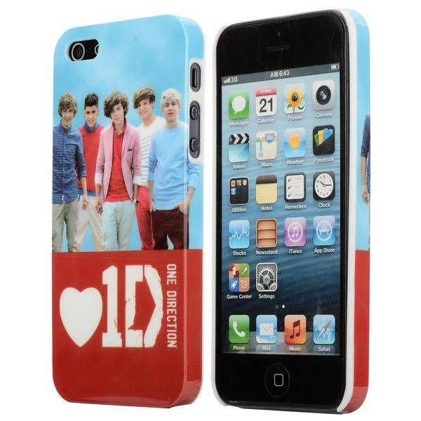 iPhone 5 / 5s hoesje | One Direction | verkrijgbaar op: http://www.telefoonhoesjestore.nl/one-direction-hoesje-iphone-5-5s.html
