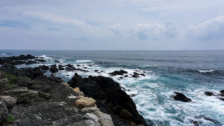 Ocean Rocks at Sea Yakushima