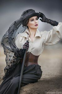 SteamGirl ( steampunk girl стимпанк девушки)