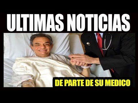 Doctor de José José da las ultimas noticias sobre su estado de salud
