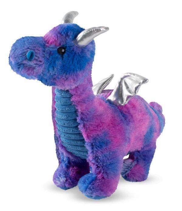 Fringe Dog Toy Blue Dragon 289321 Dog Christmas Gifts Dog Toys