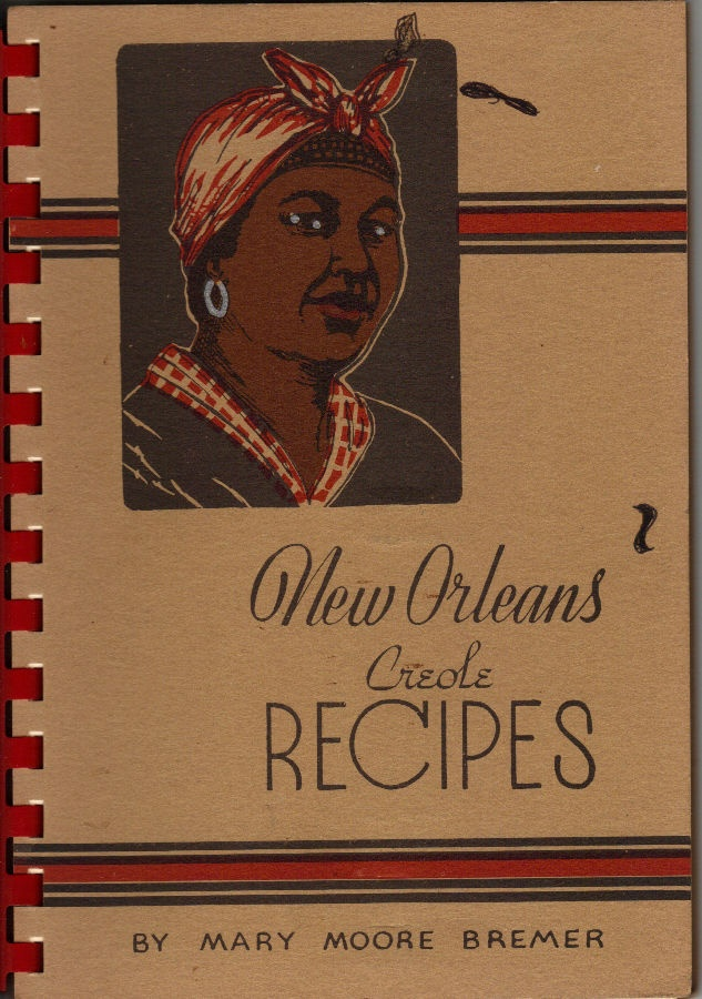 New Orleans Creole Recipes 1932